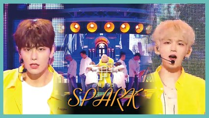[HOT] JBJ95  - SPARK,  JBJ95 - 불꽃처럼 Show Music core 20190817