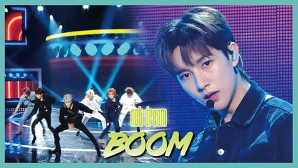 [HOT] NCT DREAM  - BOOM  , 엔시티 드림 - BOOM show Music core 20190817