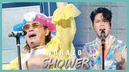 [HOT]  NORAZO  - SHOWER,  노라조 - 샤워Show Music core 20190817