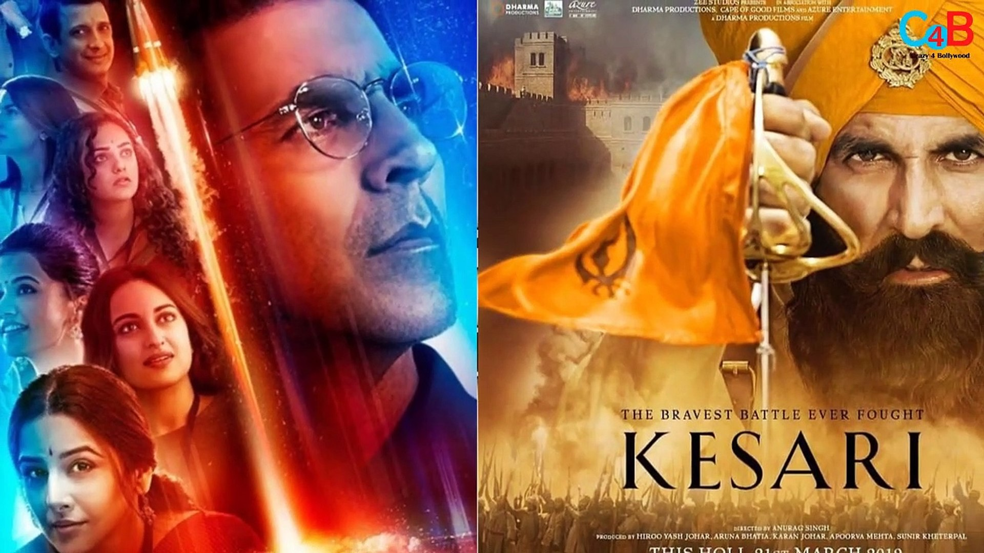 Akshay Kumar Become No. 1 Star Beats Its Own Films Record