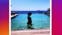 Alizée : elle dévoile son magnifique baby bump en vacances