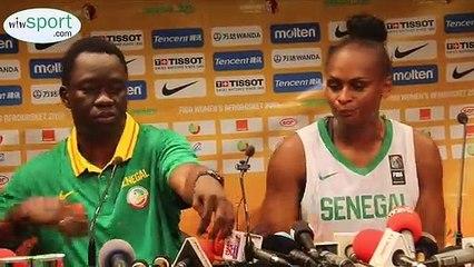 Afrobasket 2019 : Réaction de lala wane apres la tres belle victoire des lionnes sur le Mozambique