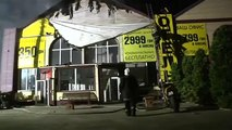 Kigyulladt egy szálloda Odesszában, nyolcan meghaltak