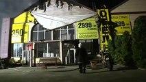 Huit personnes décèdent dans l'incendie d'un hôtel à Odessa en Ukraine