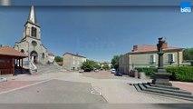 Le maire de Saint-Alban-les-Eaux sous le choc