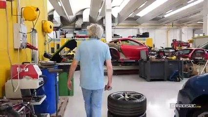 Road trip Italie – Maranello Service : visite très privée d'un garage très secret