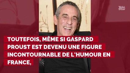 Gaspard Proust : quelle profession exerçait-il avant de devenir humoriste ?