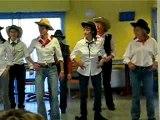 Le groupe de GV Danses collectives de Corbas