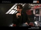 Johnny Depp Conférence de presse - Comme au cinéma