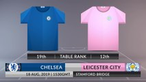 Match Preview: Chelsea vs Leicester City on 18/08/2019