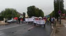 Manifestation Steve Troyes