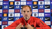 Replay : Tuchel and Diallo's press conference before Stade Rennais-Paris Saint-Germain