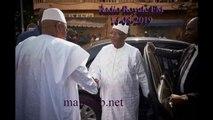 IBK et Boubeye Maiga - La revue de presse