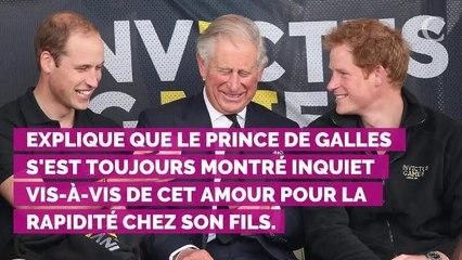 Prince William : cette passion qui effraie son père Charles et sa femme, Kate Middleton