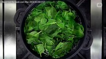 Human Heart Tissue Grows on Spinach Leaves