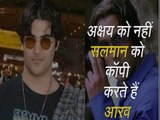Akshay Kumar Son Arav Troll To Copy Salman Khan!