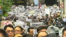Hongkong: Gyülekezni lehet, tüntetni nem
