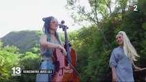 Musique : LEJ, trois filles dans le vent