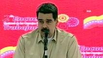 - Maduro, Trump'ı Hitler'e benzetti