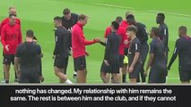(Subtitled) 'It's between Neymar & the club' PSG coach Tuchel