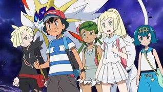 Pokemon Sun and Moon Ultra Adventures episode no 10