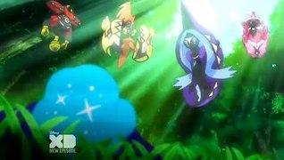 Pokemon Sun and Moon Ultra Adventures episode no 09