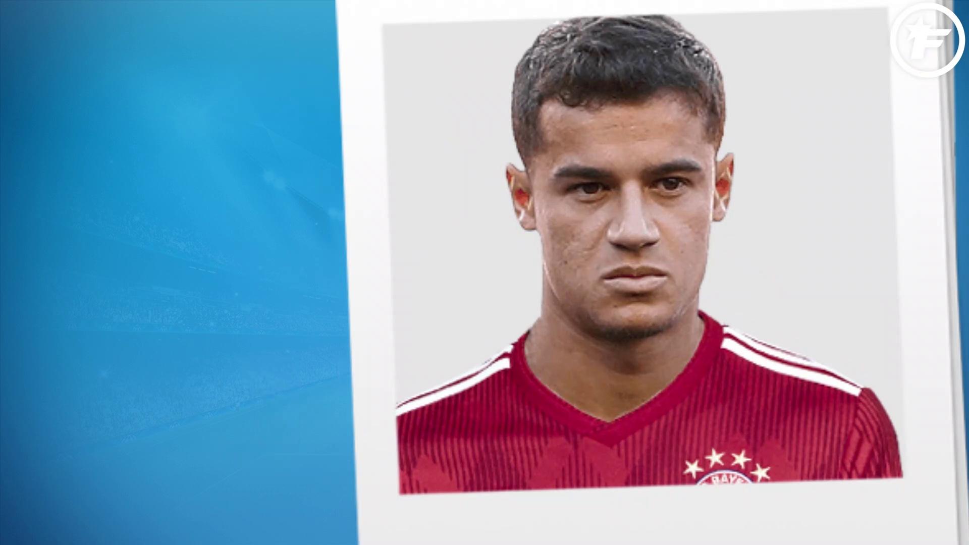 OFFICIEL : Philippe Coutinho est prêté au Bayern Munich