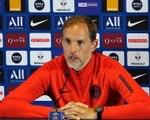"""2e j. - Tuchel : """"Un match à Rennes ? C'est un défi"""""""