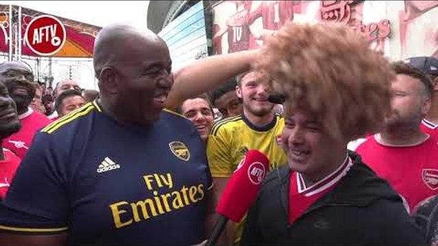 Arsenal 2-1 Burnley  | Ceballos Is Like Fabregas! I'll Take His Passport So He Can't Leave! (Sonny)