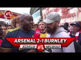 Arsenal 2-1 Burnley | David Luiz Was Confident & Lead From The Back! (Turkish)