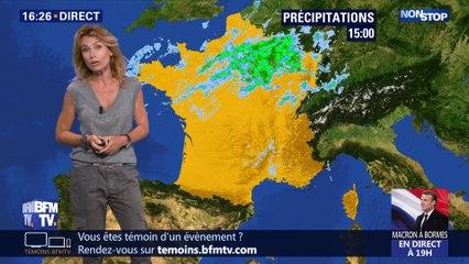 La météo pour ce dimanche 18 août 2019