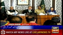 ARYNews Headlines |UNSC meeting reaffirmed past resolutions on Kashmir dispute| 8PM | 17 August 2019