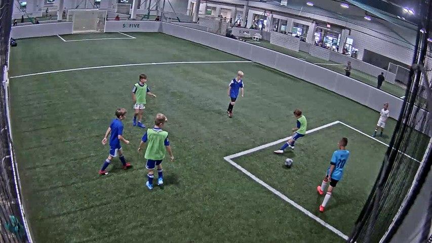 08/17/2019 10:00:01 - Sofive Soccer Centers Brooklyn - San Siro
