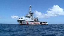 Open Arms : 27 mineurs autorisés à débarquer en Italie
