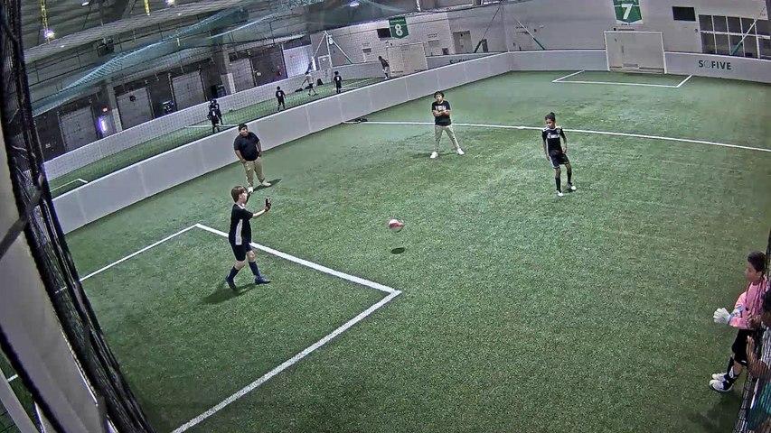 08/17/2019 10:00:02 - Sofive Soccer Centers Rockville - Camp Nou
