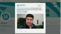 Conexión Digital: Congreso de Perú rechaza interpelar a min de Energía