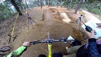 Intense Mountain Biking - Racing for Time
