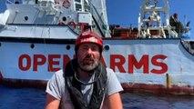 Open Arms: non possiamo più controllare la situazione a bordo