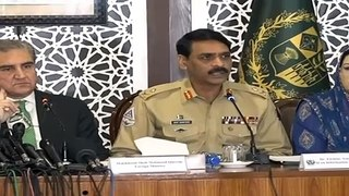 DG ISPR responds on blocked accounts and anti-state propaganda on social media