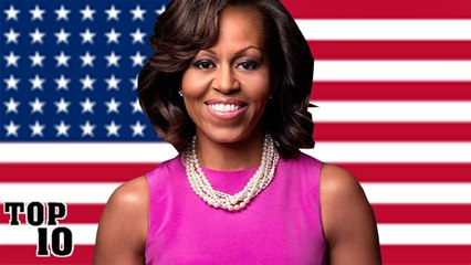 top 10 reasons why michelle obama should be the next president