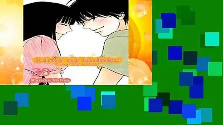 Full E-book  Kimi ni Todoke 30 (Kimi ni Todoke: From Me To You)  For Online