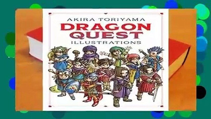 Full version  Dragon Quest Illustrations: 30th Anniversay Edition  Best Sellers Rank : #4