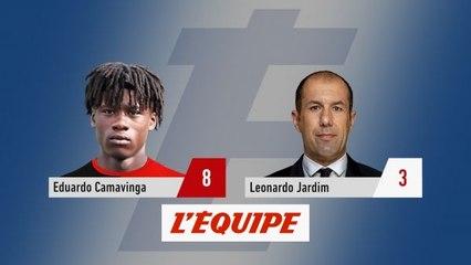 De Camavinga (Rennes) à Jardim (Monaco), le carnet de notes de la 2e journée - Foot - L1