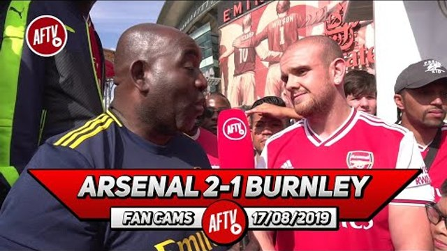 Arsenal 2-1 Burnley | I'd Pay Real Madrid £60m For Ceballos Now! (Johnny)