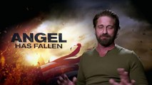 ANGEL HAS FALLEN: Gerard Butler not keen to do more rom-coms