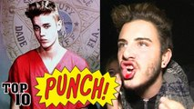 Top 10 Crimes Justin Bieber Has Committed