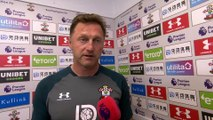 Close! But not close enough ,  Ralph Hasenhuttl Post Match ,  Southampton 1-2 Liverpool