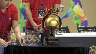 Voleybol: Gloria Kupası - Ödül töreni