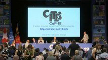 All but 15 of the world's 195 countries attend endangered wildlife conference