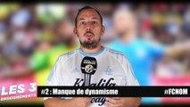 Nantes - OM (0-0) : Les 3 Enseignements du Match